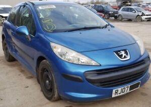 2006-2012 Peugeot 207 Blue KMU Bonnet