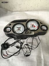 KAWASAKI  GPZ 900 ALL YEAR GUAGES  GAUGES DONE 33,000 K/M'S AS PER PHOTOS  K2381
