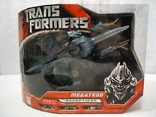 Transformers Movie Voyager Class MEGATRON New MIB MISP 2007 G1 AoE + FREE GIFT