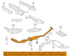 Pontiac GM OEM 2003 Vibe 1.8L-L4-Catalytic Converter 19205433