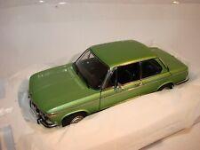 1:18 BMW 2002tii von Autoart, OVP, grünmetallic, Rarität