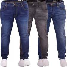 Duck and Cover Mens High Quality Original Hardwearing Tapered Leg Denim Jeans