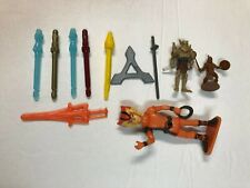 Vintage MOTU Masters of the Universe He-Man/Thundercats/misc. add-ons LOT
