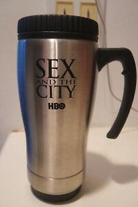 HBO Sex and The City Travel Mug Vintage