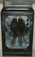Final Fantasy Ⅶ Advent children Kadaj Figures Dolls Play Arts Statue Square Enix