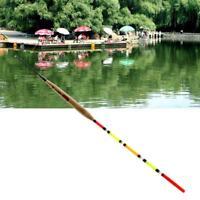 10pcs Quality Portable Wood Light Stick Drift Tube Bobber Fishing Float Tools