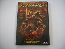 GISAKU - DVD SIGILLATO - ANIMAZIONE