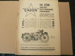 MO3053 1930 DE BLAUWE PRINS TIMMER,DINTER,NSU FACTORY,FRANCIS BARNETT,ARIEL PONE