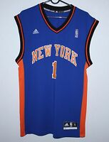 New York Knicks NBA shirt jersey #1 Stoudemire Adidas Size S