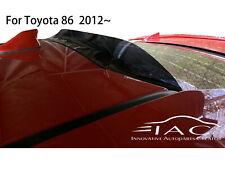 For Toyota 86 SCION FR-S BRZ 2012- Rear Window Roof Visor Rear Roof Spoiler