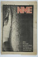 NME 2 February 1980 Iggy Pop Ramones Durutti Column