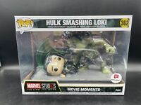 Funko Pop Marvel Studios — Hulk Smashing Loki 362 (Walgreens Exclusive)