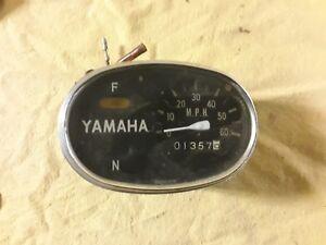 Yamaha Speedometer Assembly mid 60's era