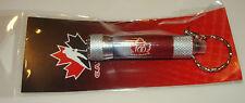 2015 Canada World Juniors Hockey Keychain Flashlight Chroma 100th Anniversary
