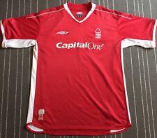 9703d4cdea Umbro Nottingham Forest Memorabilia Football Shirts (English Clubs ...