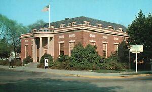 Georgetown, Delaware, DE, U.S. Post Office, Chrome Vintage Postcard a3285