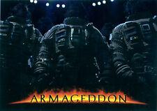 Armageddon Movie Foil Card 4