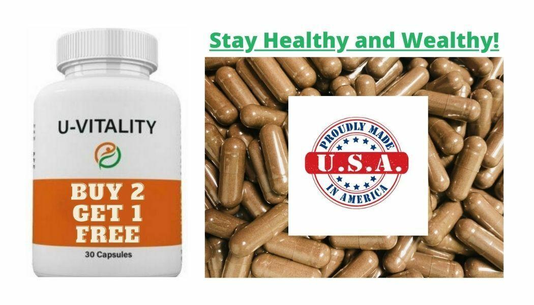 U-Vitality Vitamins