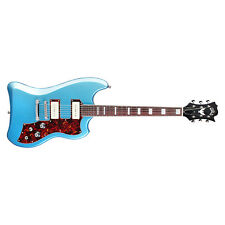 Guild T-Bird ST P-90 Electric Guitar Rosewood Fingerboard Pelham Blue + Gig Bag