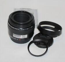 Olympus Zuiko 35mm f/3.5 MACRO Lens four thirds fit (NOT micro four thirds)