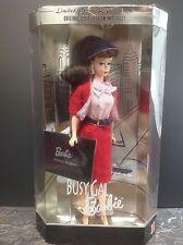 1995 Busy Gal Barbie Doll #13675 Limited Edition NRFB