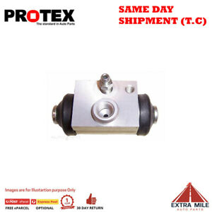New Brake Wheel Cylinder-Rear For FORD FIESTA WS 2D H/B FWD 2009 - 2010