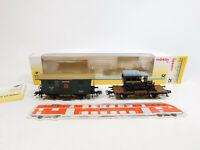 CL696-0,5# Märklin H0/DC 63-01/4501 Wagen-Set 500 Jahre Post KWStE KK, NEUW+OVP