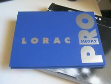 LORAC LIMITED HOLIDAY MEGA PRO 2 EYE SHADOW PALETTE  Brand New In Box SHIP NOW