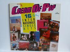Cream Of Pop / 16 internationale Single Hits – Vinyl LP – Sampler