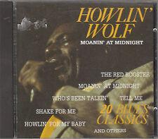 HOWLIN WOLF MOANIN AT MIDNIGHT CD