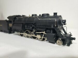 Bachmann 0650 HO Reading 2019 Steam Locomotive Engine & Tender