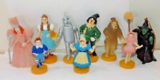 Wizard Of Oz Set Of 9 1939 Loew's Ren 1987-1988 Turner Macau Presents Figurines