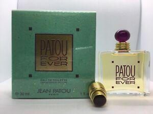 PATOU FOR EVER BY JEAN PATOU EDT SPRAY 30 ML / 1 FL.OZ SEALED NEW Sealed FOREVER