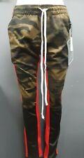 Men's Argonaut Color Block Track Pants - Camo/Black