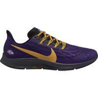 New NFL 2020 Baltimore Ravens Nike Air Zoom Pegasus 36 Running Training Shoes
