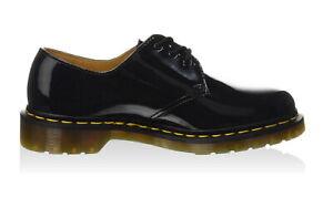 Dr Martens Black 1461 Flat Shoes - U.K. 5 - Brand New In Box