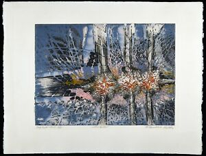 "Krishna Reddy - ""Water Lilies"""