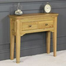 Unbranded Oak Console Tables