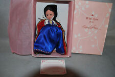 New in Box Snow White 8 inch Doll Susan Wakeen with Certificate