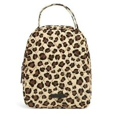 Vera Bradley Lunch Bunch Bag Leopard