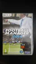 FOOTBALL MANAGER 2014 PC - MAC  EDIZIONE ITALIANA SIGILLATO