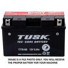 Tusk Tec-Core Battery with Acid -Polaris SPORTSMAN 90 2001-2002