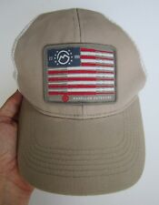 MAGELLAN OUTDOORS EST. 1999 FLAG SNAPBACK OSFM MESH HAT CAP 205743d5655c