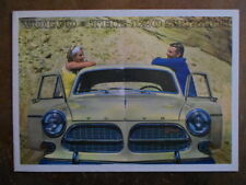 VOLVO 120 SERIES orig 1964 UK Mkt Sales Brochure - 121 122 Amazon
