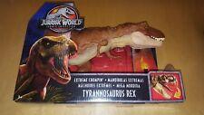 Jurassic World Legacy Collection Extreme Chompin' Tyrannosaurus T-Rex