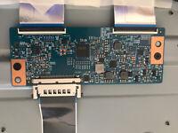 SHARP LC-43LB481U T-CON BOARD 55.43T01.C25 , T430HVN01.0