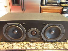 Jamo C60 Cen Center Speaker Black with manual