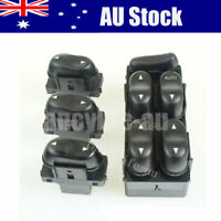 1 Master Power Window Switch+3 Single Switch Controls For Ford Fairmont Fairlane