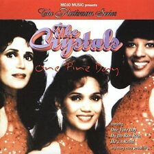THE CRYSTALS - THE PLATINUM SERIES - NEW CD