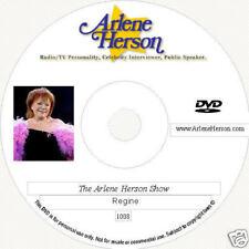 Regine TV Interview (30 Minutes)  DVD